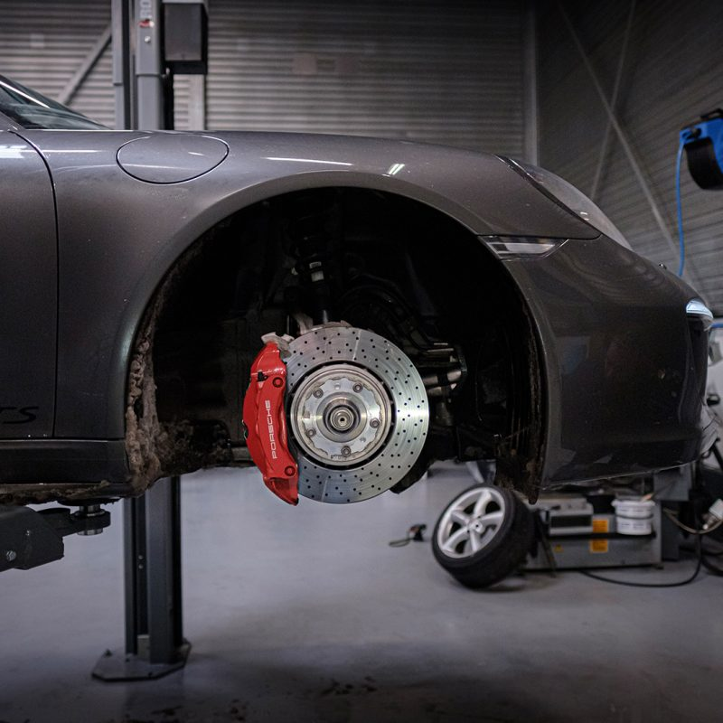 DK Service auto onderhoud